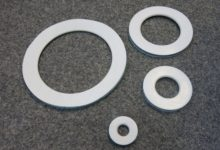 Gaskets and PTFE parts